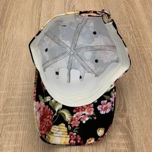 Xhilaration Accessories - Xhilaration Hat / Cap for Womens Flowers OS